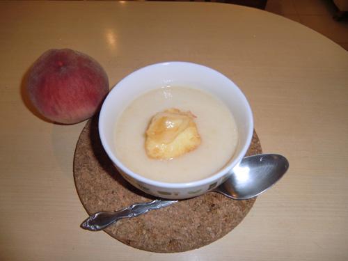DIY 水蜜桃冰砂