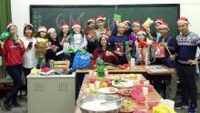 越南移工慶聖誕